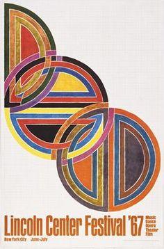 Frank Stella 1967