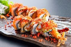 "idreamofsushi: "" Sushi by AKP photography "" :) makesushi1"