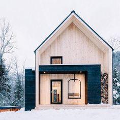 17 Adventures to Add to Your Winter Bucket List ASAP | Stay in the Ultimate Winter Cabin, Villa Boréale | Photo: Villa Boréale