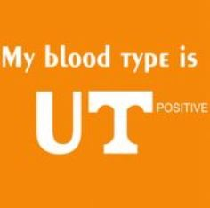 Tennessee!!  We are not doing so good in football, but we are still cheering The Vols on!