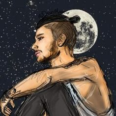 This is amazing. I wish people would keep credits though. This artist deserves recognition. Zayn Malik, One Direction Art, Profile Photography, Sweet Drawings, I Love My Son, Teen Life, Cute Celebrities, 1d And 5sos, Bad Boys