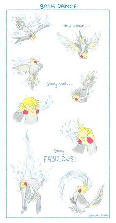 *sparkles* fb/potatopatoart