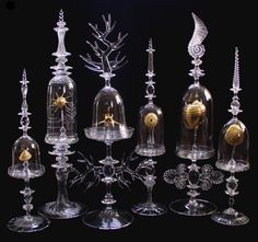 A Cabinet of Curiosities - A Complete and Full Victorian Curiosity Cabinet - Wunderkammer