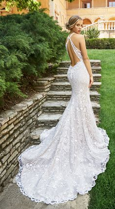 Courtesy of Moonlight Wedding Dresses Couture Collection #weddingdress