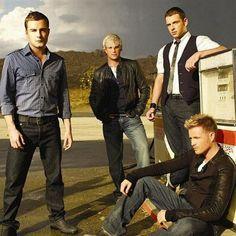 Westlife - Irish singers/band