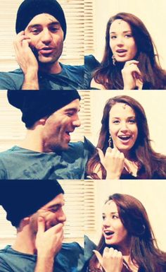 This is my favorite video of them acting like the precious and perfectly perfect goofballs that they are :)