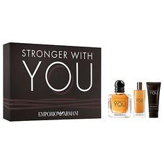 94c26bdd72b Buy Emporio Armani Stronger With You For Men 50ml Eau de Toilette Fragrance  Gift Set Online