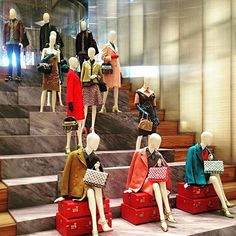 """PRADA,New York,USA, """"You can't expect people to stay if all you're giving them is reasons to leave"""", pinned by Ton van der Veer"""