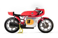 This 1974 MV Agusta 500cc four-cylinder Grand Prix Racing Motorcycle Re-Creation…