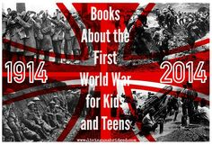 Books for Kids about World War 1