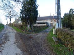 Een twist tussen België en Duitsland over metaal - Kasteel Eyneburg nabij Kelmis