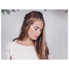 A delicate hairvine with removable ribbons, India can be tied into the hair as a headband or browband or pinned into or around an updo or bridal braid x . . . . . #headband #weddingheadband #bridalheadband weddinghair #bridalhair #wedding #weddings #weddingstyle #weddinghairaccessory #hairaccessory #bridalstyle  #weddingheadpiece #weddingheaddress  #bridalheadpiece #bridalheaddress #bridalhairaccessories #weddinginspiration #bridal #bridalaccessories #weddingaccessories #hairvine…