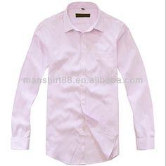 Men's Custom Solid Bright Color French Cuff Dress Shirt - Buy Pink French Cuff Shirt,Bright Colored Dress Shirt,Unique Mens Dress Shirt Product on Alibaba.com