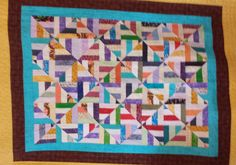 Queen size quilt for Amy. 2014