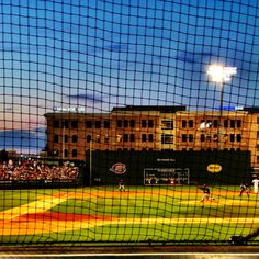 Take me out to the ballllgammeee! Cathc the Greenville Drive at Fluor Field // Greenville SC