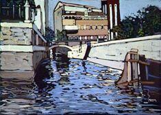 Vassily Kandinsky, Venezia n. 3.