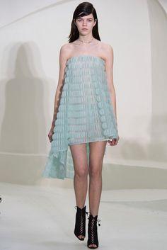 Christian Dior alta costura 2014