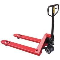 Pallet Jack,5500 lb.,Quiet,Steel,Red