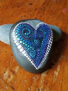 #heart #paintedrocks