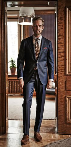 Woke up this morning and looked like this. #suitsupply