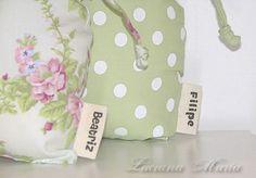 PAP – Etiquetas personalizadas de tecido | Luciana Murta