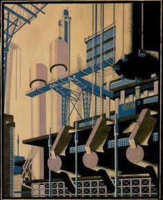 Iakov Chernikhov : Architectural Fantasies