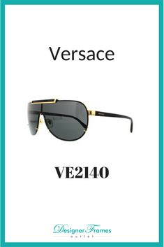 588411a696be Super Suave Versace VE2140 Mens Sunglasses! At Designer Frames Outlet! Versace  Sunglasses