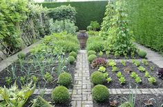 .Looks an awful lot like a square foot #garden to me!