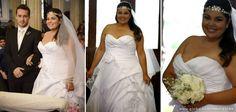 Vestido de Noiva da Perséfone - Novela Amor à Vida