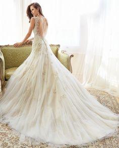Y11555 'Caracara' wedding dress by Sophia Tolli ‹ Bridal Caprice