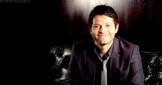 Read Tumblr message linked...Thank you, John!  I hope you are in your very own SPN heaven. :)
