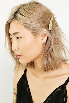 35 Holiday Hair Accessories That Are Too Pretty to Pass Up: Soiree season means practicing your favorite updos from Pinterest and then adorning them with decorative hair accessories.