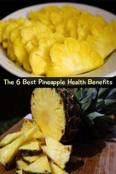 Pineapple is surprisingly good for you with a potent and unique nutritional profile. Ahead are 6 pineapple benefits for improved digestion, arthritis treatment, better skin, more energy, disease preventionand even using pineapple for coughs and colds. Al