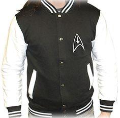 Star Trek Jacket <<< Swoon! #FanX is coming April 17-19, 2014! saltlakecomiccon.com >>>