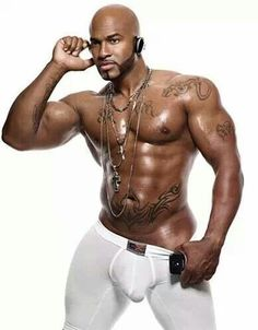 Sexy Black Men Pic 90