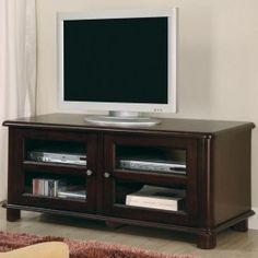 Coaster Transitional Media Console #ZoostoresPin2Win