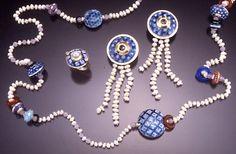 Necklaces - Barbara Minor Enamels