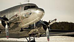 Dakota Norway - DC-3 - PME Legend shoot