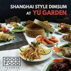 New blog post up for Yu Garden! Read about our full Shanghai dim sum experience at goodfoodtoronto.com. We tried 20 tasty dishes from cold appetizers to black truffle soup filled dumplings. #yugardento #yugarden #richmondhill #dimsum #shanghai #shanghaidimsum  #markham #markhamfood