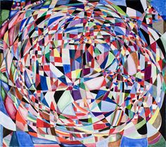 Nina Bovasso- Untitled
