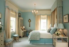 Robin S Egg Blue And Eggshell Beautiful Combo For A Bedroom Pretty Teal Master