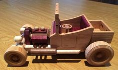 Check Out These Tips About Wooden Toy plans Woodworking is both a valuable trade and an artistic skill. There are many facets to woodworking which is why it is so enjoyable. Wooden Toy Cars, Wooden Truck, Wood Toys, Woodworking Toys, Woodworking Projects, Woodworking Workshop, Toy Art, Making Wooden Toys, Plan Toys