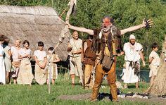 villaggio neolitico travo