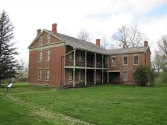 Anderson House and Lexington Battlefield - Lexington, Missouri
