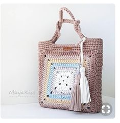 Крутые сумки и рюкзаки 😍идеи из интернета ☺️ #трикотрюю #трикотажнаяпряжа #трикотажнаясумка #вязанаятрикотажнаясумка…