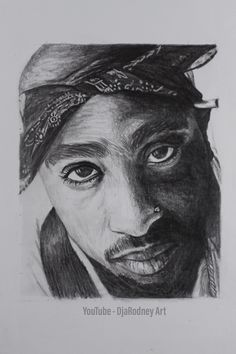How to draw 2pac step be step for beginners- Click On The Link- and don't forget to subscribe