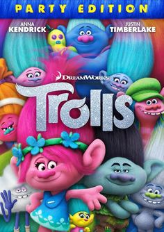Looking for a whole lot of singing, dancing, colorful, fun for your little valentines this weekend? If so, one of our favorite family-friendly movies of last year, TROLLSis out on Digital HD, Blu-ray and DVD and it would make a great family movie night activity for your whole family. In TROLLS, the colorful, richly textured …