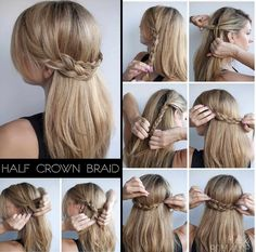 Gracious Easy Frisuren für Zöpfe Bilder #bilder #Easy #frisuren #für #Gracious #haar #haarfaben #hair #hairstyle #hairstyles #zopfe