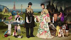 Gucci Hallucination Animations