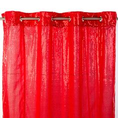 Sequin Curtain Panel